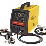 norther industrial mig welder