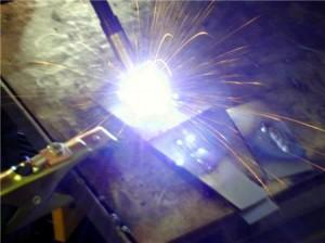 mig welding clamp