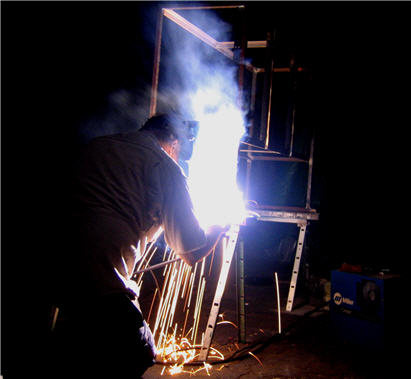 mig wire feed welding