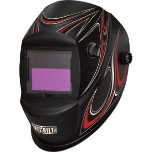 Wel-Bilt: Variable-Shade Auto-Darkening Welding Helmet