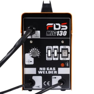 goplus mig 130 flux-core welding machine