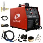 Lotos MIG140 MIG Flux Core Welder!